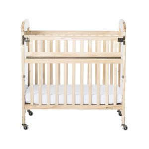 Serenty SafeReach® Side Compact Clear View Crib