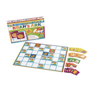My First Memory Match Game Noah's Ark - 48 pieces