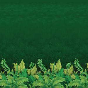 VBS Jungle Foliage Backdrop 30'L