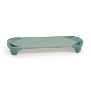 Angeles® SpaceLine® Single Toddler  Cot - Teal Green