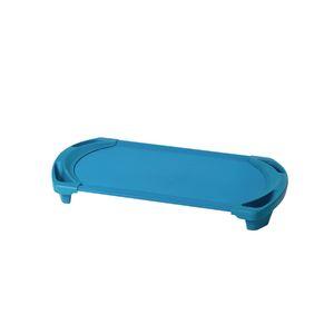 Angeles® SpaceLine® Single Toddler Cot - Ocean Blue
