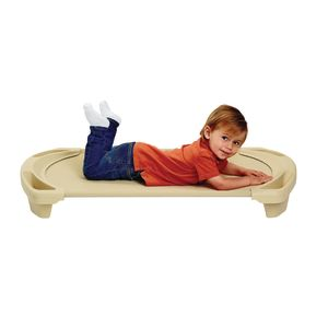 Angeles® SpaceLine® Single Toddler  Cot - Sand