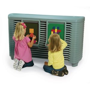 SpaceLine® Activity Center - 20 Cots Teal Green