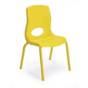 "Angeles® MyPosture™ Chair - 12""H Yellow"