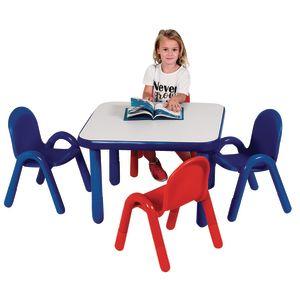 Angeles® BaseLine Preschool Table & Chairs Set - 30