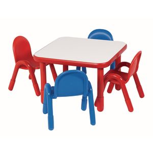 Angeles® BaseLine Preschool Table & Chairs Set - 30
