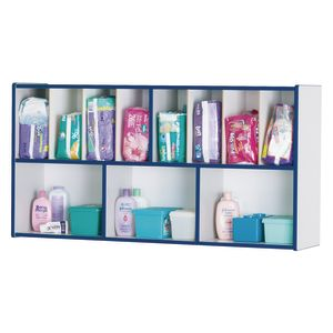 Rainbow Accents® Diaper Organizer - Blue