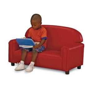 Preschool Vinyl Sofa 12