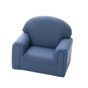 Brand New World Toddler Enviro-Child Upholstery Chair - Blue