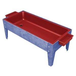 Toddler Sand and Water Activity Center - Blue