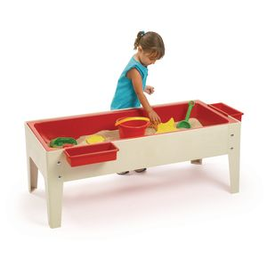 Toddler Sand and Water Activity Center - Sandstone