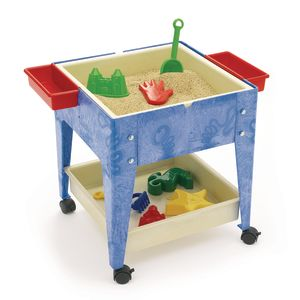 Mobile Mite Sensory Activity Table - Blue