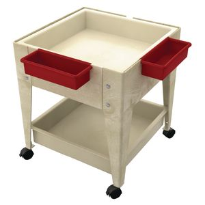 Mobile Mite Sensory Activity Table - Sandstone