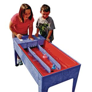 Wave Rave™ Activity Center with Sand Table - Blue