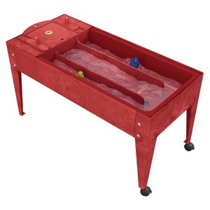 Wave Rave™ Activity Center with Sand Table - Red