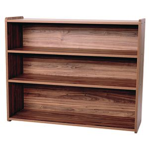 Straight 3-Shelf Storage Unit, 38