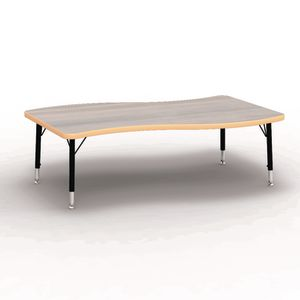 Slide Table with Adjustable Legs 54