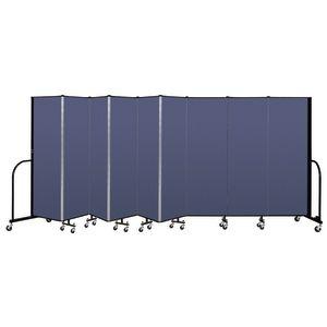 Portable Room Divider 16' 9