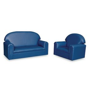 Brand New World Toddler Living Room Set - Blue