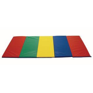 4' x 8' Rainbow Folding Mat