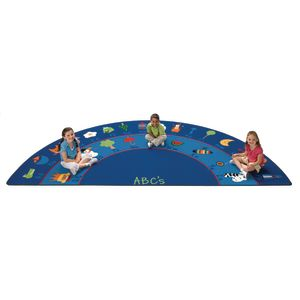Fun With Phonics Rug - 5'10