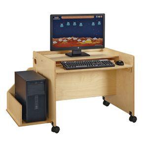 Enterprise Single Computer Desk