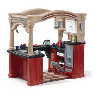 Grand Walk-In Kitchen