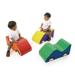 Toddler Soft Car, Set of 3