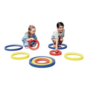 Giant Activity Rolling Rings Set of 9