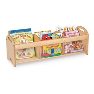 See-Thru Toddler Storage Unit