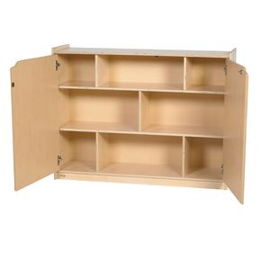 Locking Shelf Storage - 36