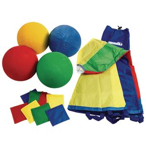 Active Play Quick Bundle 13-Pieces