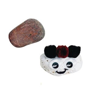 Assorted Craft Rocks 2 lb. Bag