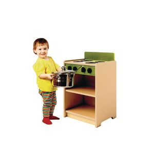 Let's Play Toddler Stove
