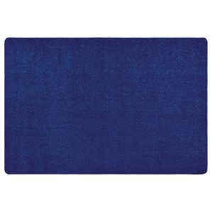 MyPerfectClassroom® Premium Solid Carpet 4' x 6' Blue