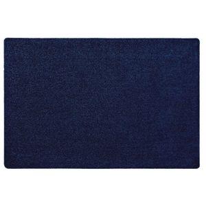 MyPerfectClassroom® Premium Solid Carpet 4' x 6' Dark Blue