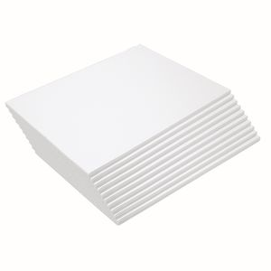 "White Heavy Weight Constructon Paper, 500 Sheets, 9 inches x 12 inches (9"" x 12"")"