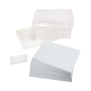 White Heavy Weight Construction Paper, 9