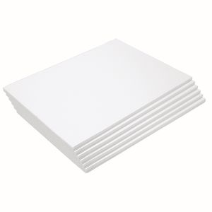 White Construction Paper 9 inches x 12 inches, 300 Sheets