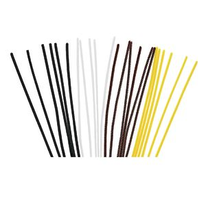 Colorations® Animal Color Pipe Cleaners, Set of 400, 4 Colors