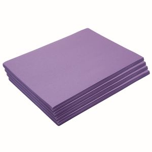 "Heavyweight Violet Construction Paper, 9"" x 12"", 200 Sheets"