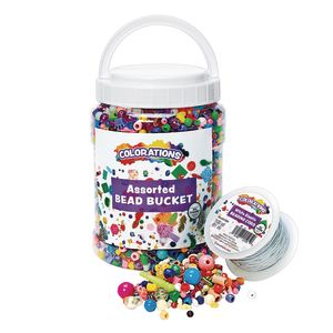 Colorations Classroom Bead Kit