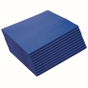 Heavyweight Dark Blue Construction Paper, 9