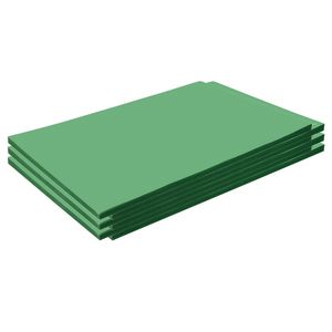 Construction Paper, Holiday Green, 12
