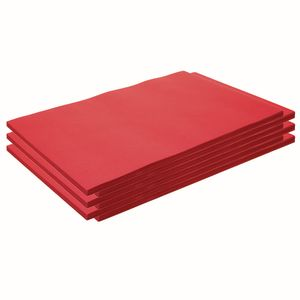 Construction Paper, Holiday Red, 12