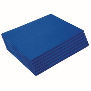 Heavyweight Sky Blue Construction Paper, 9