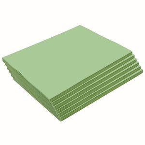 Heavyweight Light Green Construction Paper, 9