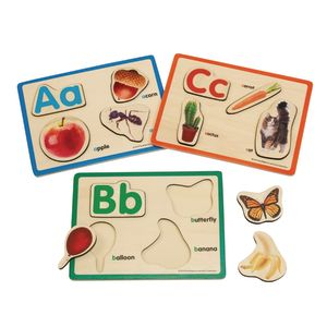 Alphabet Puzzle Set of 26