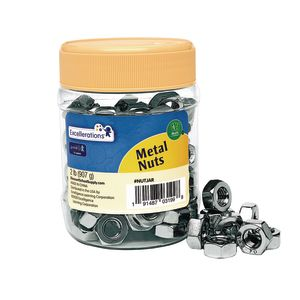 Excellerations® Metal Nuts - 2 lbs.