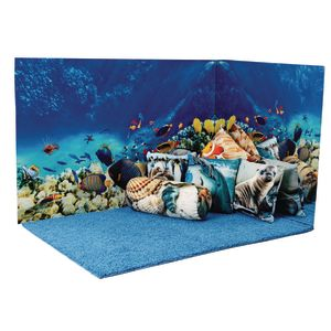 Environments® Sea Reflection Corner